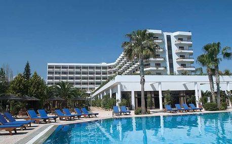Kypr - Limassol na 12 dní, plná penze, polopenze nebo snídaně s dopravou letecky nebo Prahy