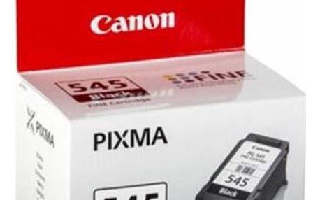 Inkoustová náplň Canon PG-545, 180 stran (8287B001) černá
