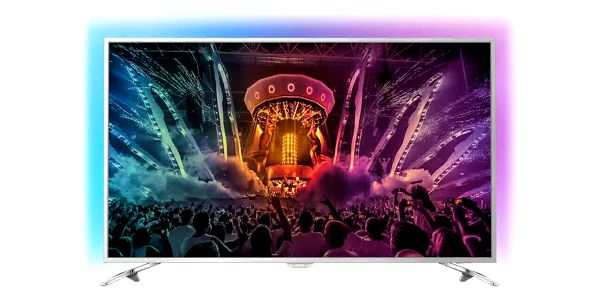 Televize Philips 49PUS6561 stříbrná + DOPRAVA ZDARMA2