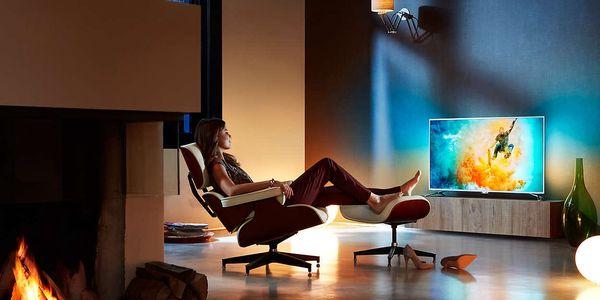 Televize Philips 49PUS6561 stříbrná + DOPRAVA ZDARMA3
