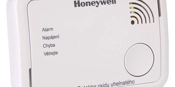 Detektor oxidu uhelnatého Honeywell XC70-CS bílý (XC70-CS)