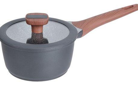 EH Excellent Houseware Hliníkový kastról s mramorovým povrchem