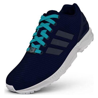 Boty Adidas ZX Flux W night indigo-night indigo-blue glow s16 38