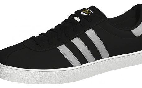 Boty Adidas Skate ADV black-silver-white 43 1/3