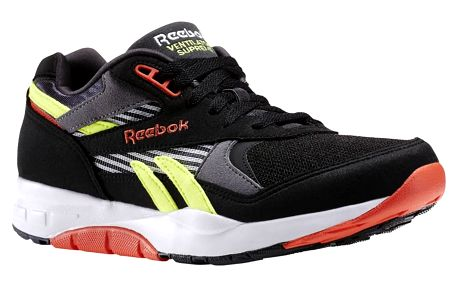 Boty Reebok Ventilator Supreme black-white-yellow-red 41