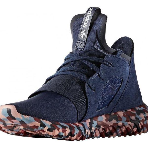 Boty Adidas Tubular Defiant W indigo 382