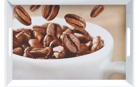 Tác se vzorem COFFEE, 35x5 cm, ZELLER