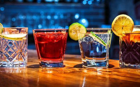 Míchaný drink dle výběru v hudebním klubu