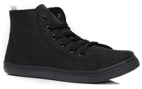 Dámské černé tenisky Danie 024