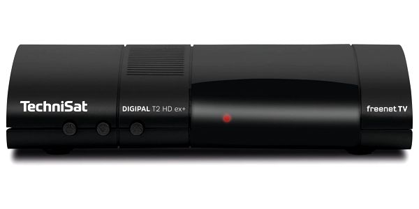 Set-top box Technisat DIGIPAL T2 HD ex+ černý3