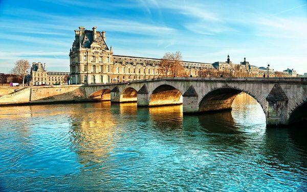 Silvestr v Paříži 2020 VŠE V CENĚ průvodce, ubytování v hote..., Île-de-France, autobusem, snídaně v ceně2