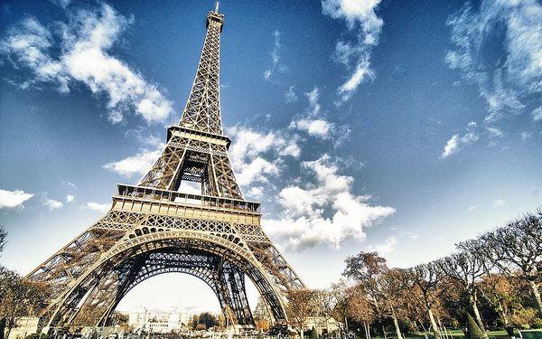 Silvestr v Paříži 2020 VŠE V CENĚ průvodce, ubytování v hote..., Île-de-France, autobusem, snídaně v ceně3