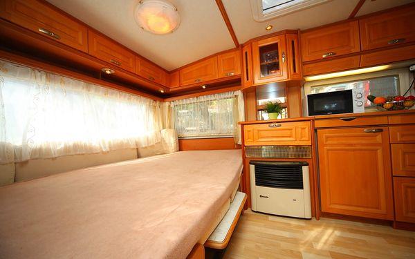 Luxusní klimatizovaný KARAVAN pro 5 osob, Makarská riviéra, Živogoš..., Živogošće, vlastní doprava, bez stravy5