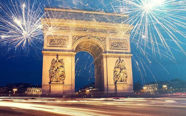 Silvestr v Paříži 2020 VŠE V CENĚ průvodce, ubytování v hote..., Île-de-France, autobusem, snídaně v ceně5
