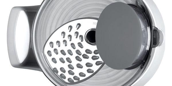 Elektrický strouhač Concept ES1000 šedý/bílý5
