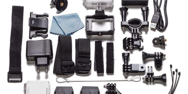 Outdoorová kamera Niceboy VEGA5 (Vega-5) černá Power Bank Niceboy 10000mAh černá v hodnotě 599 Kč + DOPRAVA ZDARMA2