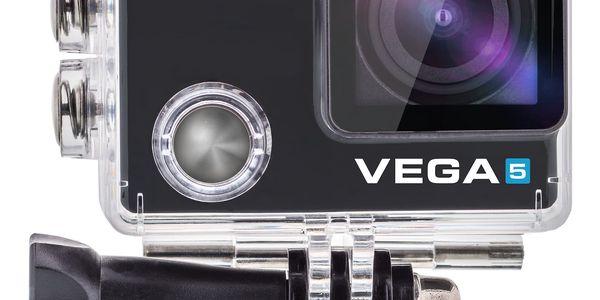 Outdoorová kamera Niceboy VEGA5 (Vega-5) černá Power Bank Niceboy 10000mAh černá v hodnotě 599 Kč + DOPRAVA ZDARMA5