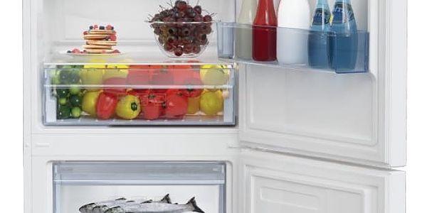 Kombinace chladničky s mrazničkou Beko CSA 365 K30W bílá + DOPRAVA ZDARMA3