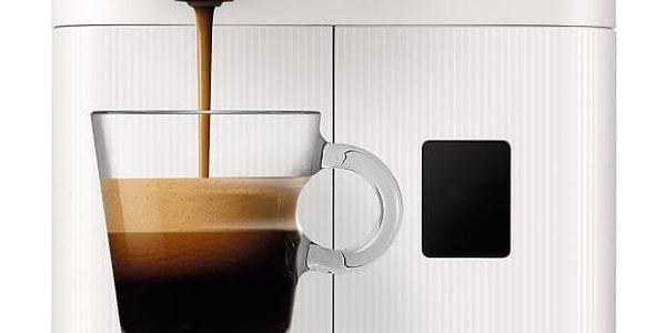 Espresso DeLonghi Nespresso Lattissima EN500.W bílé/béžové2
