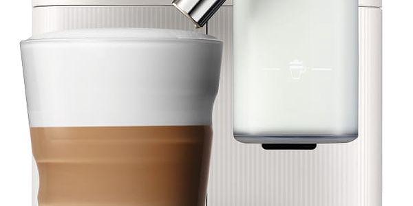 Espresso DeLonghi Nespresso Lattissima EN500.W bílé/béžové4