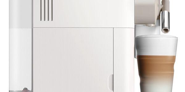 Espresso DeLonghi Nespresso Lattissima EN500.W bílé/béžové5