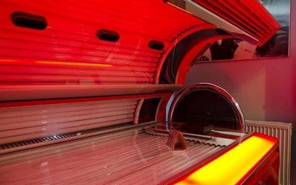 Připravte se na léto: Permanentka na 30 nebo 100 minut opalování v soláriu4