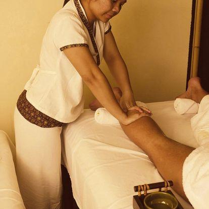 Relaxační masáž