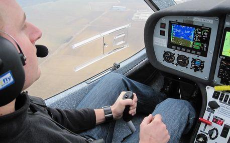 Pilotem malého letounu na zkoušku