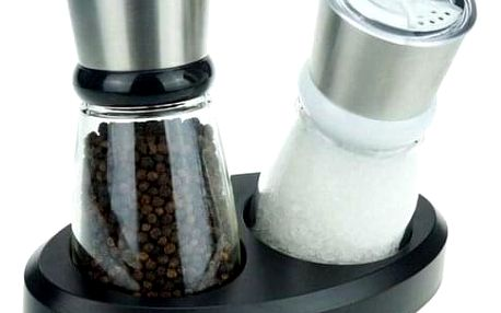 Toro Sada mlýnků na sůl a pepř ve stojánku