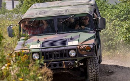 Divoký Hummer 2 v 1