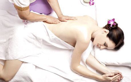 Poporodní relaxační masáž