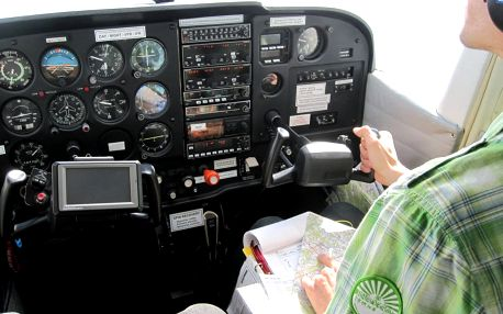 Pilotem na zkoušku - privátní let