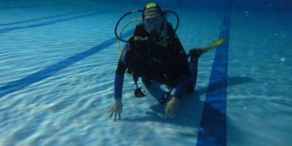 Potápěčem na zkoušku2