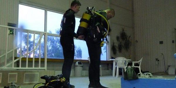 Potápěčem na zkoušku3