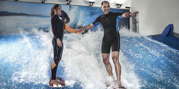 Surf Arena + videozáznam ZDARMA5
