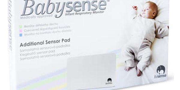 Samostatná senzorová podložka Hisense Babysense - bílá3