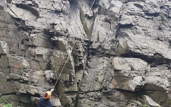 Jednodenní kurz lezení na skalách2