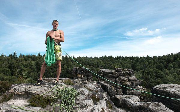 Jednodenní kurz lezení na skalách3