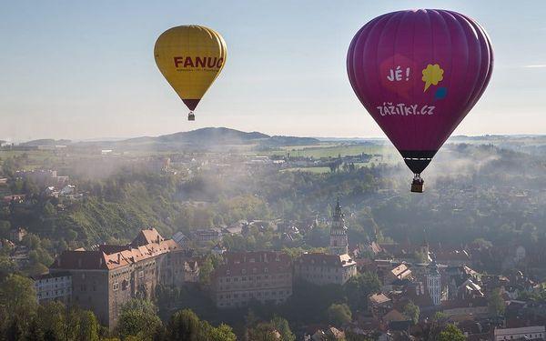 Privátní let balónem2