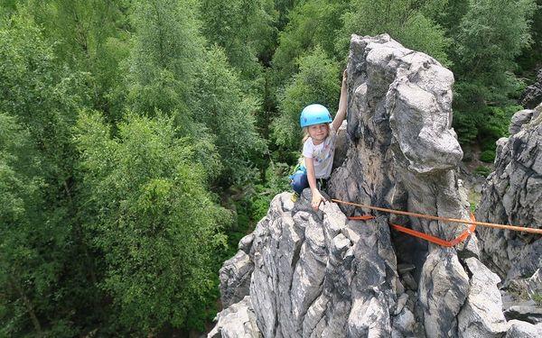 Dvoudenní kurz lezení na skalách3