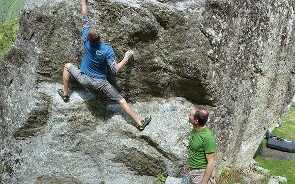 Dvoudenní kurz lezení na skalách4