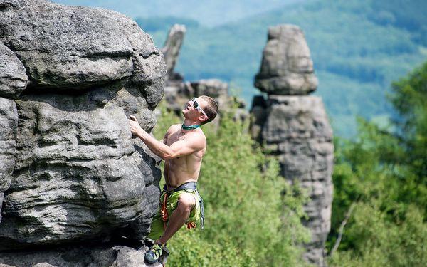 Jednodenní kurz lezení na skalách4