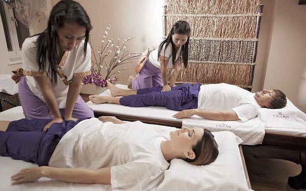 Thajská masáž pro dva3