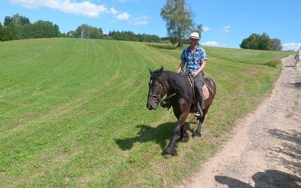Vyjížďka na koni ve dvou5