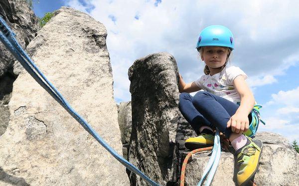 Dvoudenní kurz lezení na skalách5