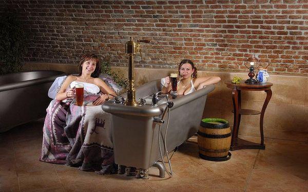 Relax v pivních lázních3