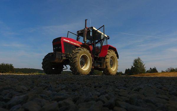 Traktoristou na zkoušku3