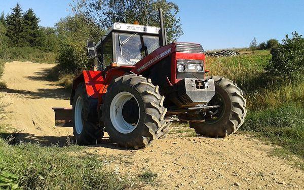Traktoristou na zkoušku4