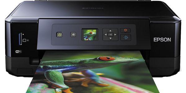 Tiskárna multifunkční Epson Premium XP-530 (C11CE81402CE) černá2