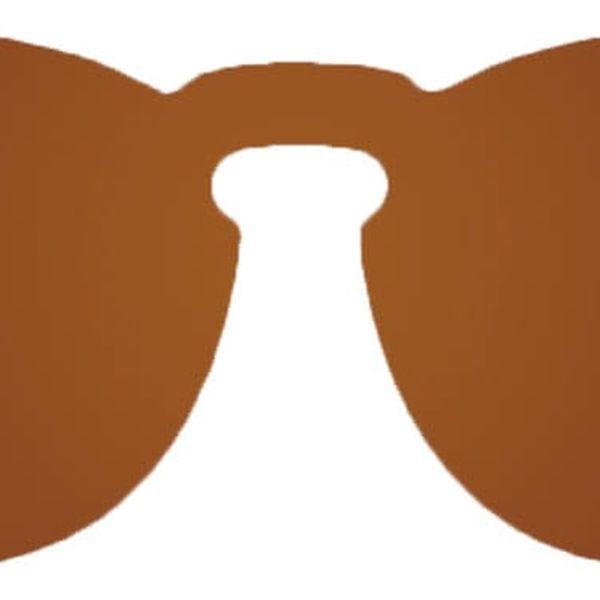 Hnědé sluneční brýle Ocean Sunglasses Berlin2